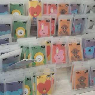 PREORDER BT21 MERCHANDISES STRAIGHT FROM KOREA