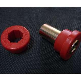 Bushing Skunk2  Wira  ~~ with sleeve besi Red Polyurethane  model 36058