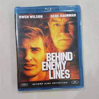 Behind Enemy Lines, Blu-ray Disc *Brand New*