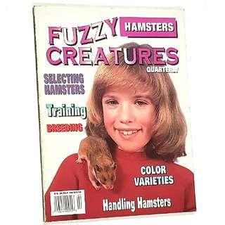 Handling Hamsters Fuzzy Creatures