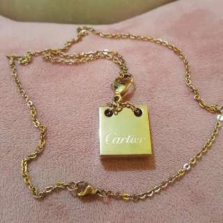 Cartier Necklace On Sale