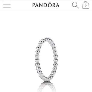 Pandora Eternal Clouds Ring Size 50 (Size 5)
