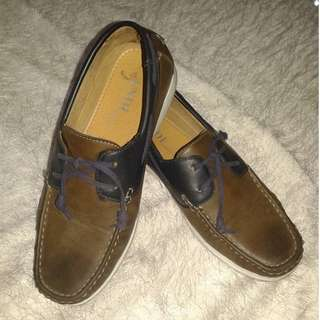 Outland Leather Shoes for Men