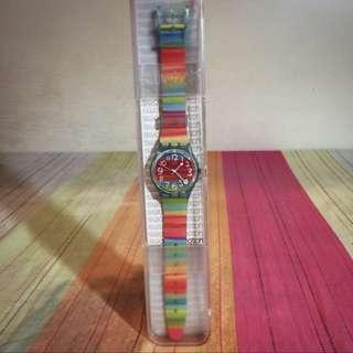 Swatch 彩虹錶