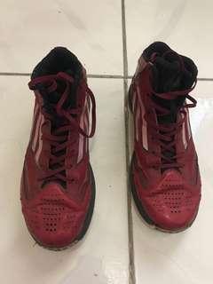 Adidas Adizero basketball shoes