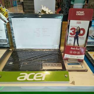 Credit Laptop Acer