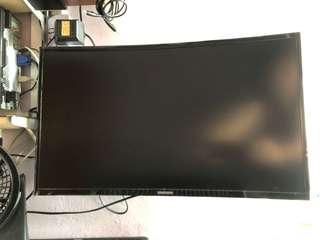 LED Curved 27in Monitor