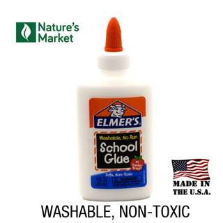 Elmer's School Glue for Slime Making