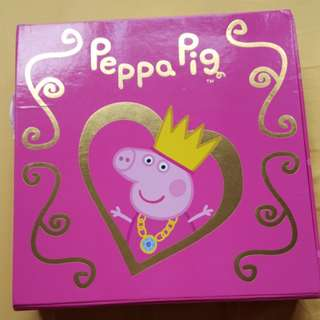 Peppa Pig Story Book Box