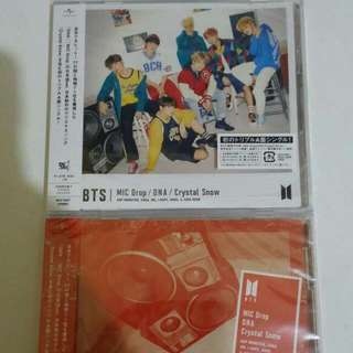 WTS FAST BTS OFFICIAL PHOTOCARDS AND ALBUMS