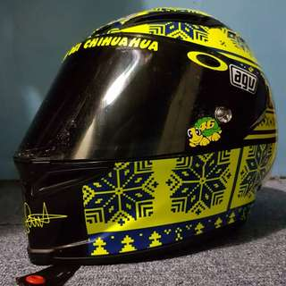 Agv Corsa Winter Test