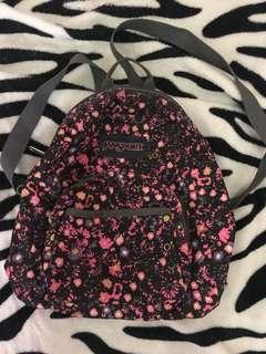 Jansport small bag floral