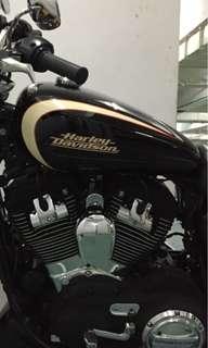 Harley 833/1200 i車油缸gas tank