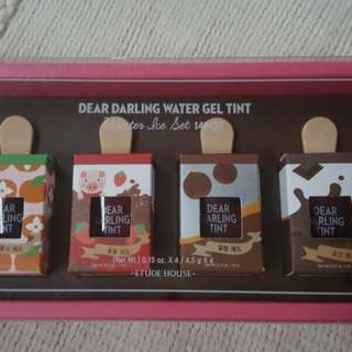 EH Dear Darling Water Gel Tint Winter Ice - Limited Set