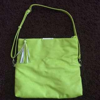 Ozoc Neon Foldable Shoulder Bag