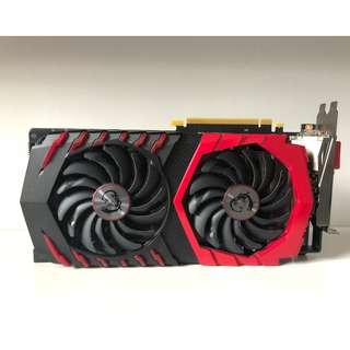Nvidia GTX1080 MSI Gaming