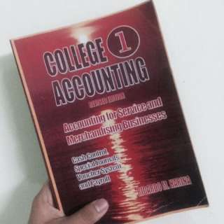 College 1 Accounting