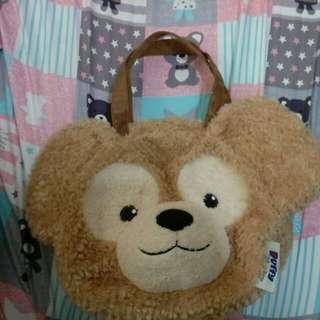 Duffy達菲大頭包包