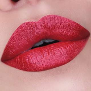 The Body Shop Metal Lip Liquid Scarlet Steel 015