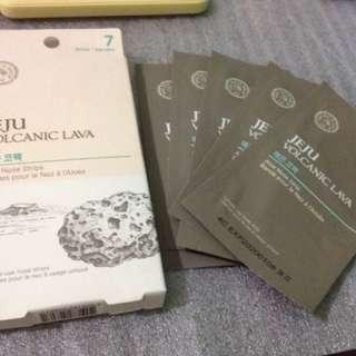 The Face Shop Jeju Volcanic Lava Peel Off