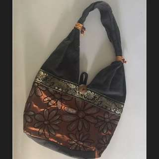 Indian Inspired Bag - small