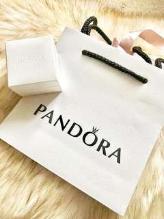 PANDORA FOR SALE EARINGS RINGS NECKLACE AND SET