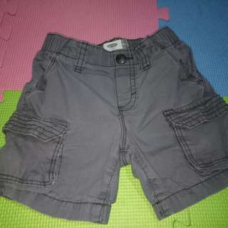 Old NavyShorts for him(Size 18-24 Months)