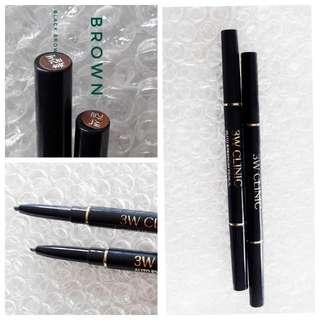 3W Clinic Auto Eyebrow Pencil
