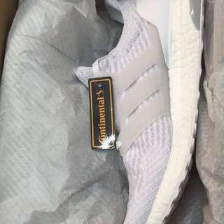 Adidas Ultraboost Triple White 3.0 Original