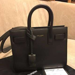 Saint Laurent Sac De Jour Small bag