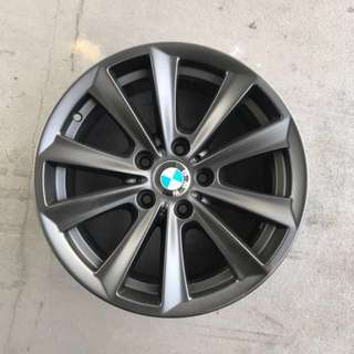 "Used 17"" Original BMW Rims"