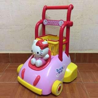 Hello Kitty Shopping Trolley