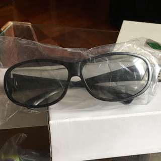 Toshiba 東芝3D眼鏡x2⃣️