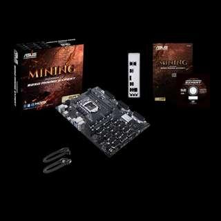 Asus B250 Mining Expert BTC For Mining 19 GPU