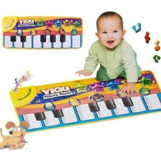 Educational Toy for Children - Piano Keys Mat
