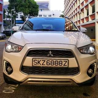 Mitsubishi ASX 2.0 Auto CVT