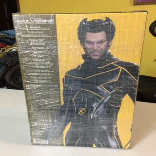 Hot Toys 1:6 MMS 187 Marvel X-Men The Last Stand Wolverine Henry Cavill Figure