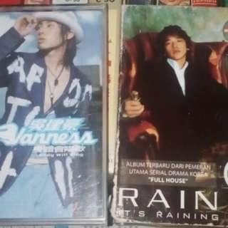 Kaset 10 rb Rain