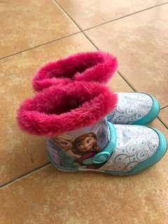 Frozen Boots Shoes