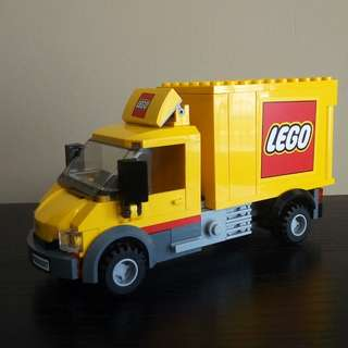 LEGO 60097 Lego Truck