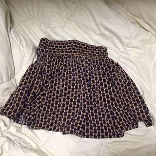 日本蝴蝶半截裙