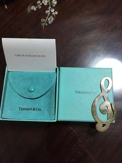 Tiffany & Co. bookmark