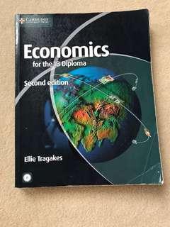 IB Economics textbook