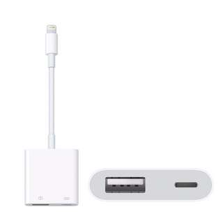 BN Apple Lightning to usb3 camera adapter