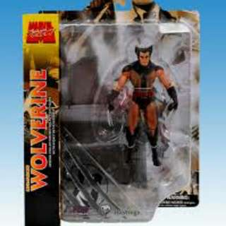 Marvel Diamond Select Unmasked Wolverine
