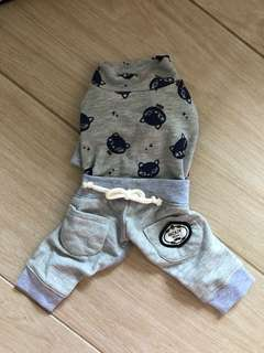 Tracksuit size-s chest-32cm; wore once