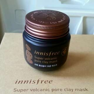 [NEW] Super Volcanic Pore clay Mask