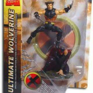 Marvel Diamond Select Ultimate Wolverine