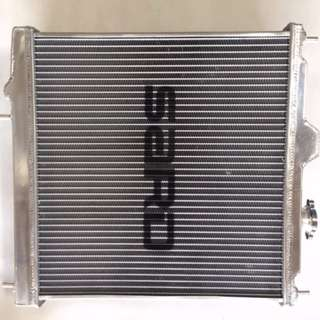 SARD radiator Wira 1.3/1.5 & Satria 1.3  New Top Tank Design   3 rows   MT model 39393