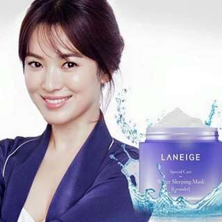 Laneige water sleeping mask/pack